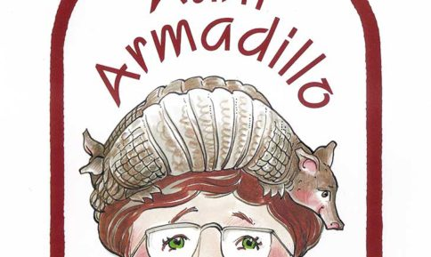 Aunt Armadillo Book Cover