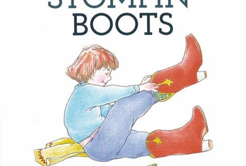 Stomping Boots Book Cover